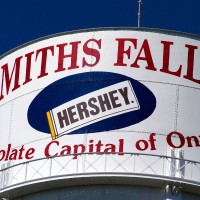Smiths Falls water tower