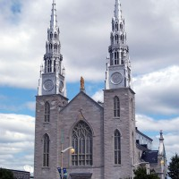 Our Lady of Ottawa Cathedral Basilica on Sussex Drive