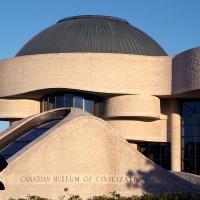 Canadian Museum of Civilization building