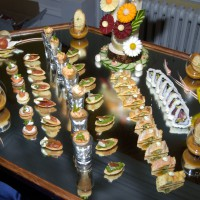 Gourmet Hors D`oeuvres